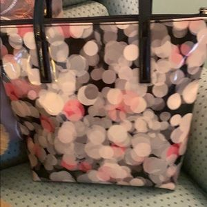 kate spade Bags - Kate spade find purse plastic overlay